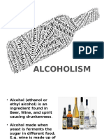 Alcohalism