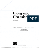 Inorganic chemistry principles of structure and re activity john.