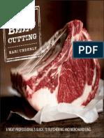 The Art of Beef Cutting - Kari Underly