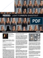 Light Formers Shootout