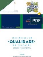 Indique Ensino Fundamental - Indicadores da qualidade na educação