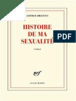Histoire de Ma Sexualité - Dreyfus, Arthur