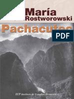 ROSTWOROWSKI, M. 2001. Pachacutec. Inca Yupanqui.pdf