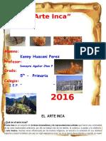El Arte Inca
