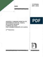 Acidos Grasos 2281-02