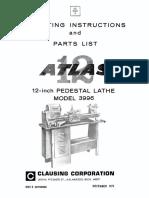 Atlas Lathe 12 3996 12x36 1975 Rev5