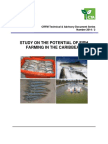 STUDY ON THE POTENTIAL OF FISH FARMING IN THE CARIBBEAN