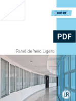 Panel DeYeso LightRey 0