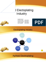 Gold Electoplating Industry 1.ppt