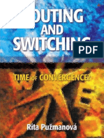 Routing and Switching Time of Convergence