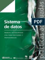 Data Manual Spanish