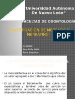 Investigacion de Mercado y Merkating