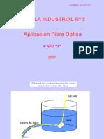 PRESENTACION FIBRA OPTICA