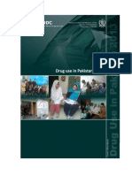 DRUG USE IN PAKISTAN UNODC 2013 REPORT