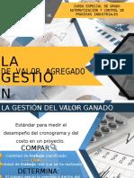 Gestion Valor Ganado - Presentacion