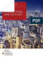 Lloyds World Cities Report - Part 1 Overview and Results 1