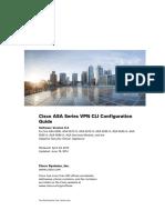 Cisco ASA Series General Operations CLI Configuration Guide