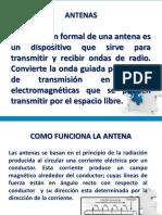 Propagación y Antenas