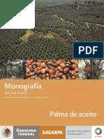 1 Monografia Palma SAGARPA 2010