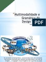 Imagem e Multimodalidade Semiótica