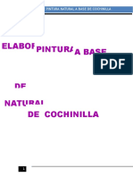 Obtención de Pintura Natura a Base de Cochinilla(Grupo 4)
