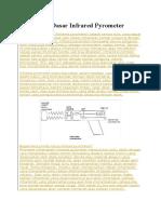 Pengertian Dasar Infrared Pyrometer