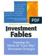 Aswath Damodaran-Investment Fables-FT Press (2004)