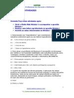 Atividades de Estética.doc