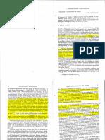 1963 Friedmann - Objeto Sociología Del Trabajo