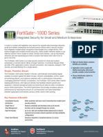 FortiGate-100D-Gen3
