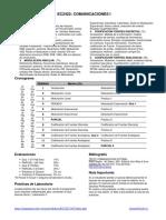 Resumen Com I EC2422 - Ene Mar 2008