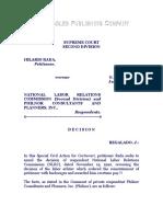 10. Rada vs. NLRC, G.R. No. 96078, January 9, 1992, 205 SCRA 69