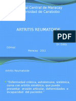 Artritis Reumatiode.