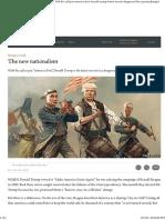 Trump's World_ the New Nationalism _ the Economist