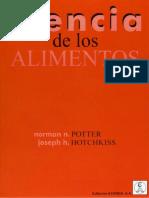 Ciencia de Los Alimentos - Norman Potter