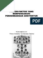 2. Faktor Perkembangan Ars.