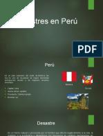 Desastres en Perú.pptx