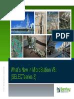 MicroStationV8i SELECTseries3 Update