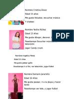 Trabajo Del Blog Español