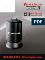 Firestone Air Springs Replacement Catalog 2016 AFTCAT