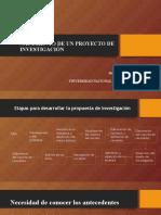 NACIMIENTO DE UN PROYECTO DE INVESTIGACIÓN.ppt