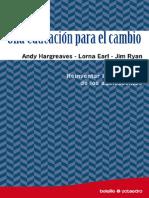 Una Educación Para El Cambio_ - Hargreaves, Andy(Author)