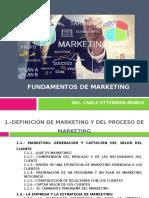 1.1. Marketing Generación y Captación Del Valor Del Cliente