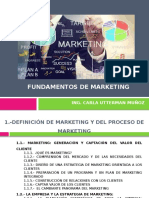 1.1. Marketing Generación y Captación Del Valor Del Cliente
