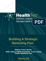 Building a Strategic Marketing Plan