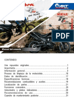 Manual de Usuario Ttr Ttx