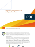 Amber Road the Value of Interconnecting PLM and Supply Chain Teams eBook