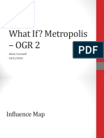 What if ?Metropolis - OGR 2