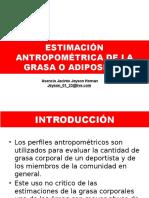 07 Estimacion Antropometrica de La Grasa