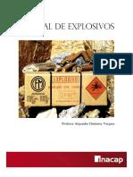 Libro Explosivos Original